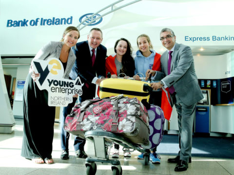 High flying young leaders represent NI