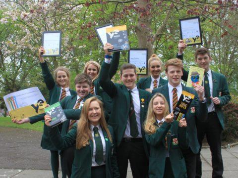 Lisburn students challenge for UK business title