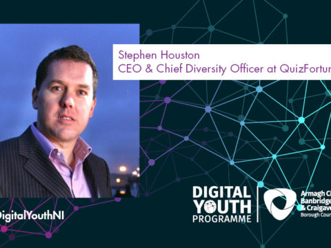 Digital Youth Q&A with Stephen Houston