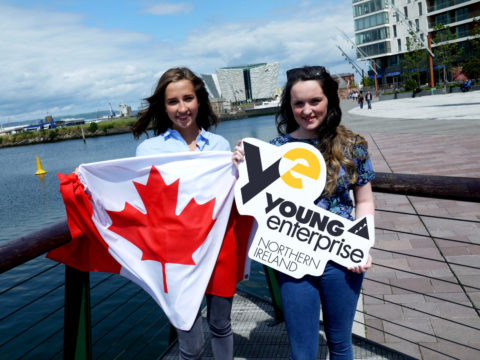 Young entrepreneurs to represent NI at Canadian conference