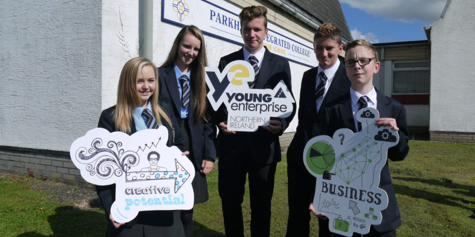 Parkhall students get a head start in business