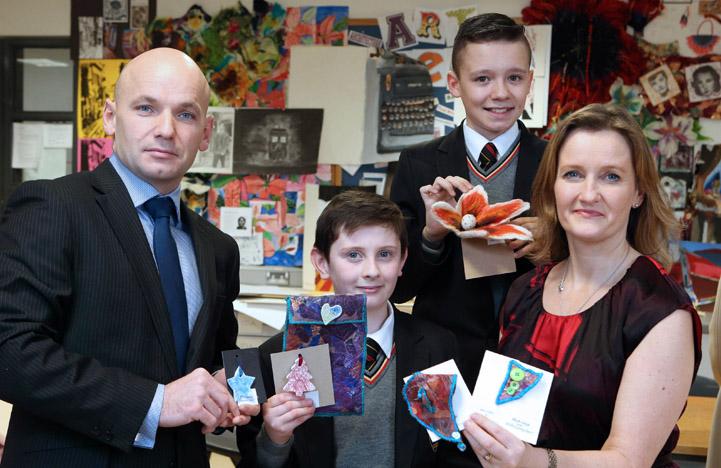 Ulster Bank boosts Young Enterprise's Quickstart Programme