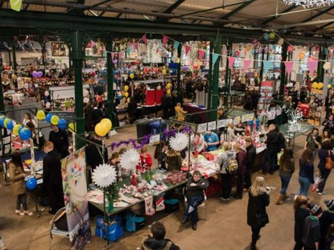 Over 800 young entrepreneurs launch their businesses at St George's Market
