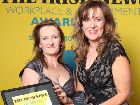 Young Enterprise scoops Irish News WEA Award