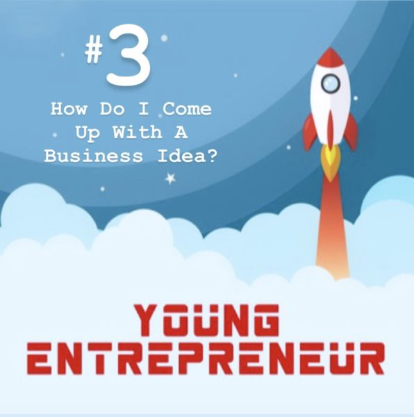 How Do I Come Up With A Business Idea? #3