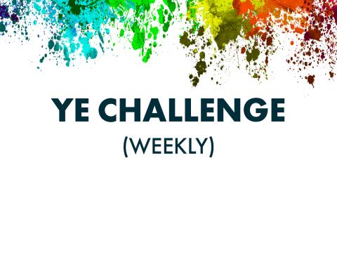 YE Weekly Challenge