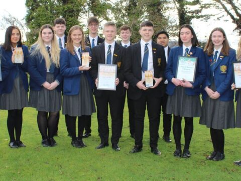 Belfast High Students Awarded At UK Final