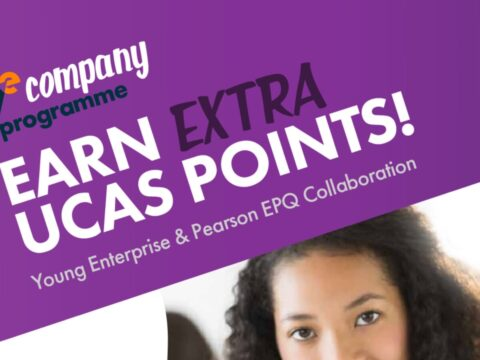 Extra UCAS points incentive to join Company Programme