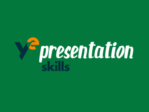 Presentation Skills (KS4)