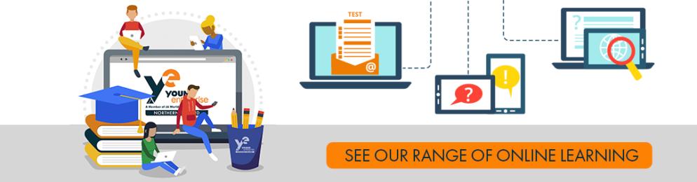 YE Online Learning Banner