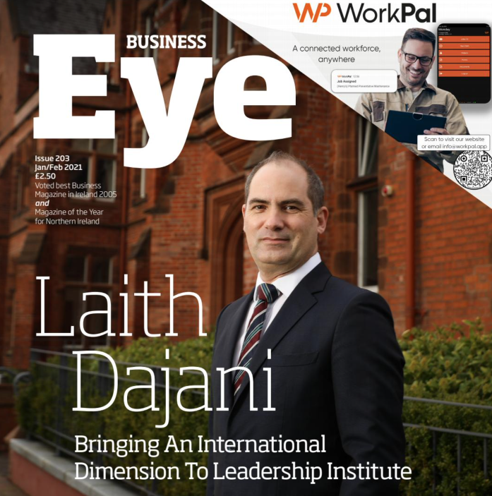 Business Eye Cover