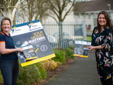 Free Financial Capability Textbooks arrive in NI Schools