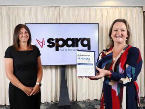 YE Digital Success at Business Awards