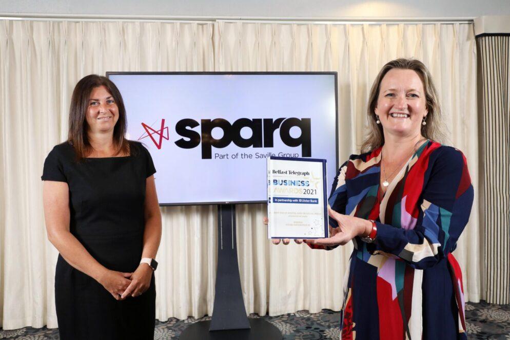 Belfast Telegraph - Business Award 2021