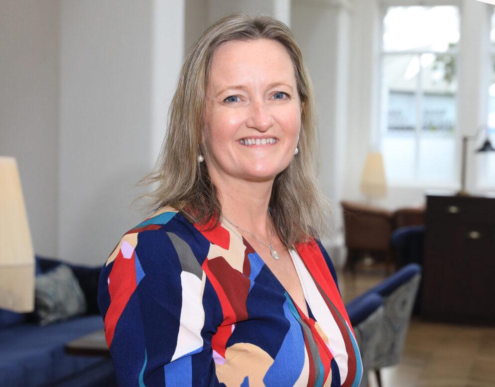 Carol Fitzsimons - Diana Award