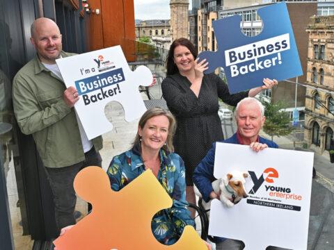 YE launch Business Backers