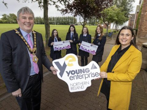 YE Digital Youth Programme Launching across NI Schools
