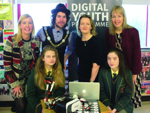 Digital Youth Programme Launched