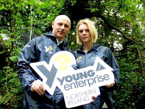 Ingenuity take to the hills in support of Young Enterprise NI