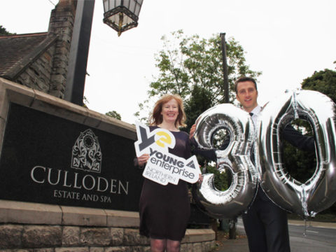 Young Enterprise NI to celebrate 30th Anniversary with Jim Eastwood
