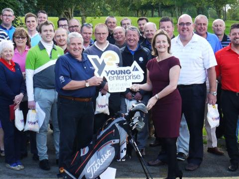 Young Enterprise Golf Day raises £4500
