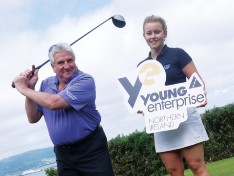 Follow in Rory's footsteps & support Young Enterprise