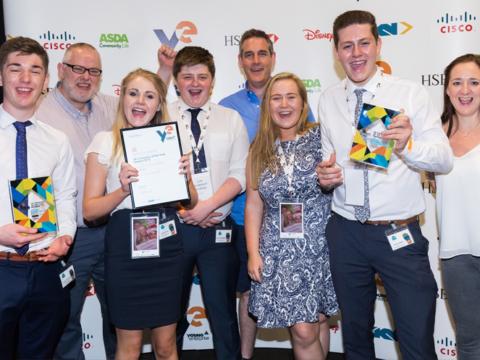 ActiKids take two awards at UK Finals