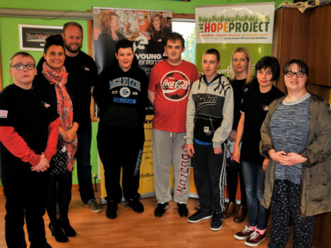 Volunteers needed for Derry business project