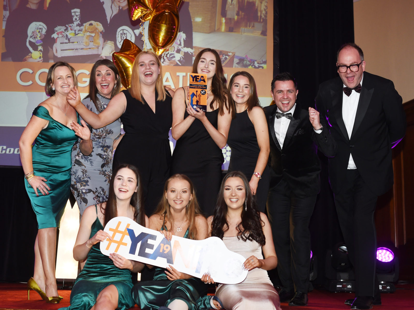 YOUNG ENTERPRISE AWARDS - Company of the Year