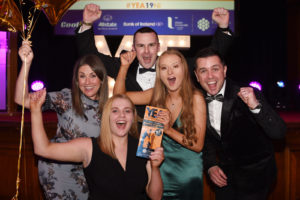 YOUNG ENTERPRISE AWARDS 2019 - Winners